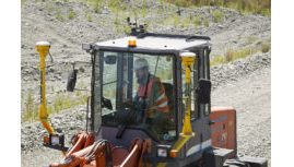 Hitachi GCS900 Dual GPS Wheel Loader 004 - LR